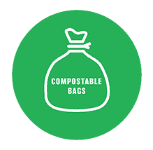 EcoSafe 6400 compostable bagsEcosafe Green | Zero waste -
