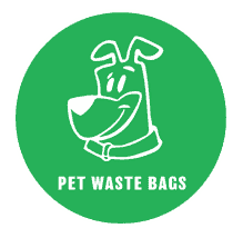 EcoPooch Pet Waste Bags