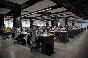 Ecosafe Green | Zero waste - open concept office