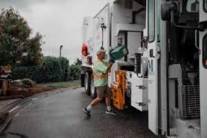 Ecosafe Green   Zero waste - garbage truck