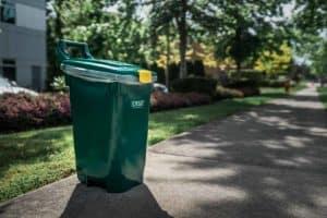 Ecosafe Green   Zero waste - green compost bin