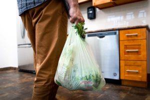 Ecosafe Green | Zero waste - produce in bags