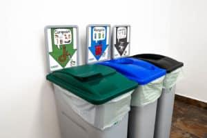 Ecosafe Green | Zero waste - waste bins