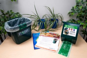Ecosafe Green | Zero waste - paper and recycling bin