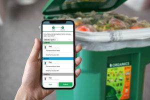 Ecosafe Green | Zero waste - phone and garbage bin